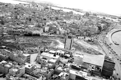 المنارة رمز بنغازي